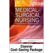 Medical-Surgical Nursing - Two-Volume Text and Clinical Nursing Judgment Study Guide Package: Patient-Centered Collabora by Donna D Ignatavicius MS, RN, CM