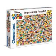 Clementoni - 39363.3 - Tsum Tsum - Impossible Puzzle