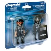 PLAYMOBIL Police Team Duo Pack