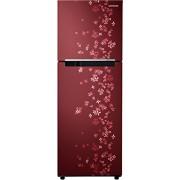 Samsung 251 L 2 Star Frost-free Refrigerator (RT28K3082RY/HL , Sanganeri Ring Red)
