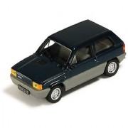 1:43 Fiat PANDA 45 Blue 1980
