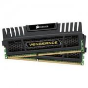 Memorija Corsair 8 GB DDR3 1600MHz Vengeance Black (2x4GB kit), CMZ8GX3M2A1600C9