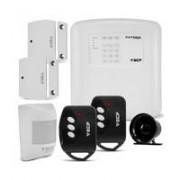 Kit Alarme Residencial/Comercial Alard Max 1 ISO 9001 - ECP