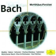 J.S. Bach - Matthaus Passion (0028944511123) (1 CD)