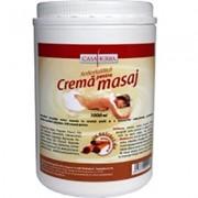 Casa Herba Crema masaj anticelulita-scortisoara 1000ml