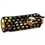 Montichelvo Emoji Icon Portatodo Tubo, 22 x 7 cm, Multicolor