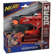 Hasbro 98696E35 - Pistola giocattolo Nerf N-Strike Elite MEGA BigShock [lingua tedesca]