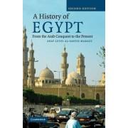 A History of Egypt by Afaf Lutfi Al-Sayyid Marsot