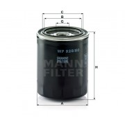 MANN-FILTER WP928/80