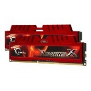 G.Skill 16GB DDR3-1333 CL9 RipjawsX 16GB DDR3 1333MHz memoria