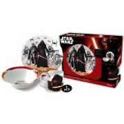 Star Wars porcelán étkészlet díszdobozban