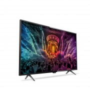 Philips 43 Ultra HD, DVB-T/C/S, SmartTV, Dual Core, 4GB, Pixel Plus Ultra HD, 800 PPI, Natural Motion, 100Hz FR, Micro Dimming, 16W