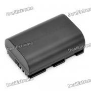 Véritable Travor LP-E6 7.4V 1600mAh Batterie Pack pour Canon 5D Mark II / 7D / EOS 60D