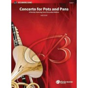 Concerto for Pots and Pans by Mike Story