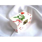 Cutie bijuterii din lemn 15160