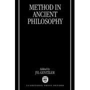 Method in Ancient Philosophy by Associate Professor of Philosophy Jyl Gentzler