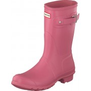 Hunter Women's Orig Short Rhodonite Pink, Skor, Stövlar & Stövletter, Gummistövlar, Rosa, Dam, 36