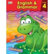 English & Grammar Workbook, Grade 4 by Brighter Child
