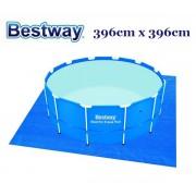 Bestway talajtakaró fólia 396cm x 396cm BW 58002
