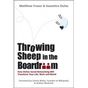 Throwing Sheep in the Boardroom by Matthew Fraser