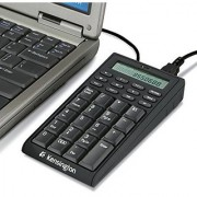 Kensington Notebook Keypad/Calculator with USB Hub 19-Key Pad 72274