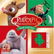 Rudolph the Red-Nosed Reindeer Slide and Find by Roger Priddy