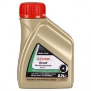 Castrol REACT Performance DOT 4 500 Milliliter Dose