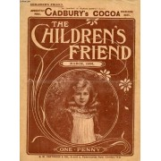 The Children's Friend, March 1904 (Contents: Rebellious Jacko. Round The Empire With Pen And Pencil, Iii. South Africa. Stories From History And Romance, Ii. The Great Plague Of London. ...