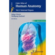 Color Atlas of Human Anatomy: Internal Organs Volume 2 by Matthias Leonhardt