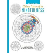 Colour Yourself to Mindfulness Postcard Book by Cico Books