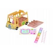 Nursery Double Decker Bus by Sylvanian Families