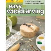 Easy Woodcarving by Cyndi Joslyn