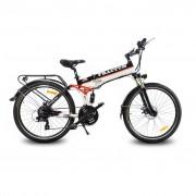 """DME-Bike Bici elettrica 26"""" pieghevole Bicicletta pedalata assistita 8x3 Folding-Bike DME"""