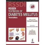 Rssdi Textbook of Diabetes Mellitus by Hemraj B. Chandalia