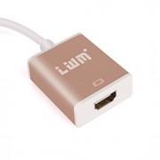 lwm tipo usb3.1 c para HDMI conversor para macbook de pixels / chromebook