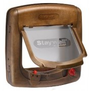 PetSafe Small Magnetic Cat Flap (Brown)
