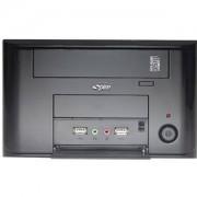 Кутия SPIRE SPM210B микро ATX БЕЗ ЗАХРАНВАНЕ - SP-CASE-SPM210B