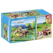 Playmobil Pony 40 mo Aniversario Compact Set 5457 4+