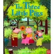 Fairy Tales: The Three Little Pigs by Ed Bryan