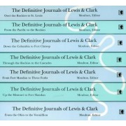 The Definitive Journals of Lewis and Clark, 7-volume set by Meriwether Lewis