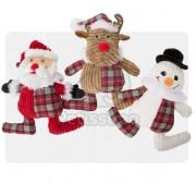 Camon Christmas Hundespielzeug diverse Figuren 1 Stück (AH922/A)