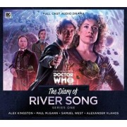 Doctor Who: The New Series: The Diary of River Song by Jenny T. Colgan