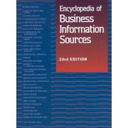 Encyclopedia of Business Information Sources by Linda D Hall