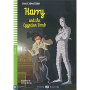 Harry and the Egyptian Tomb - New edition with Multi-Rom (A2)(Jane Cadwallader)