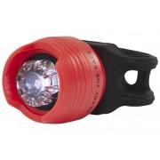 RFR Diamond HQP Faretto anteriore a batteria white LED rosso Faretti anteriori a batteria