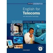 ENGLISH FOR TELECOMS: STUDENT'S BOOK AND MULTIROM PACK