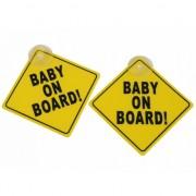 Auto artikelen baby bordjes