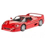 Revell 07370 - F50 Ferrari Kit di Modello, in Plastica, in Scala 1:24