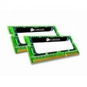 Value Select SO-DIMM 8 Go (kit 2x 4 Go) DDR3-SDRAM PC8500 - CM3X8GSDKIT1066 (garantie 10 ans par Corsair)