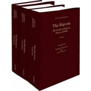 The Rigveda by Professor of Asian Languages and Cultures Indo-European Studies Stephanie W Jamison